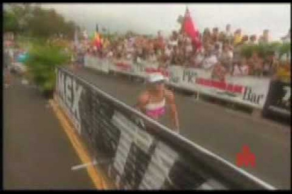 Ironman WM in Hawaii, USA, 1997