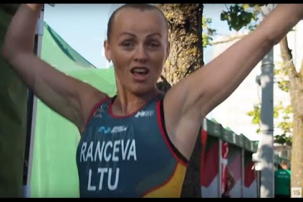 Double-Ultra-Triathlon in Panevezys, Lithuania, 2015