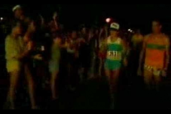 Ironman WM in Hawaii, USA, 1982
